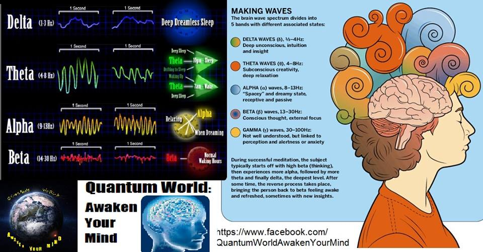 Brain Waves Types Types of Brain Waves