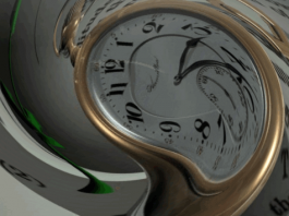 time is illusion