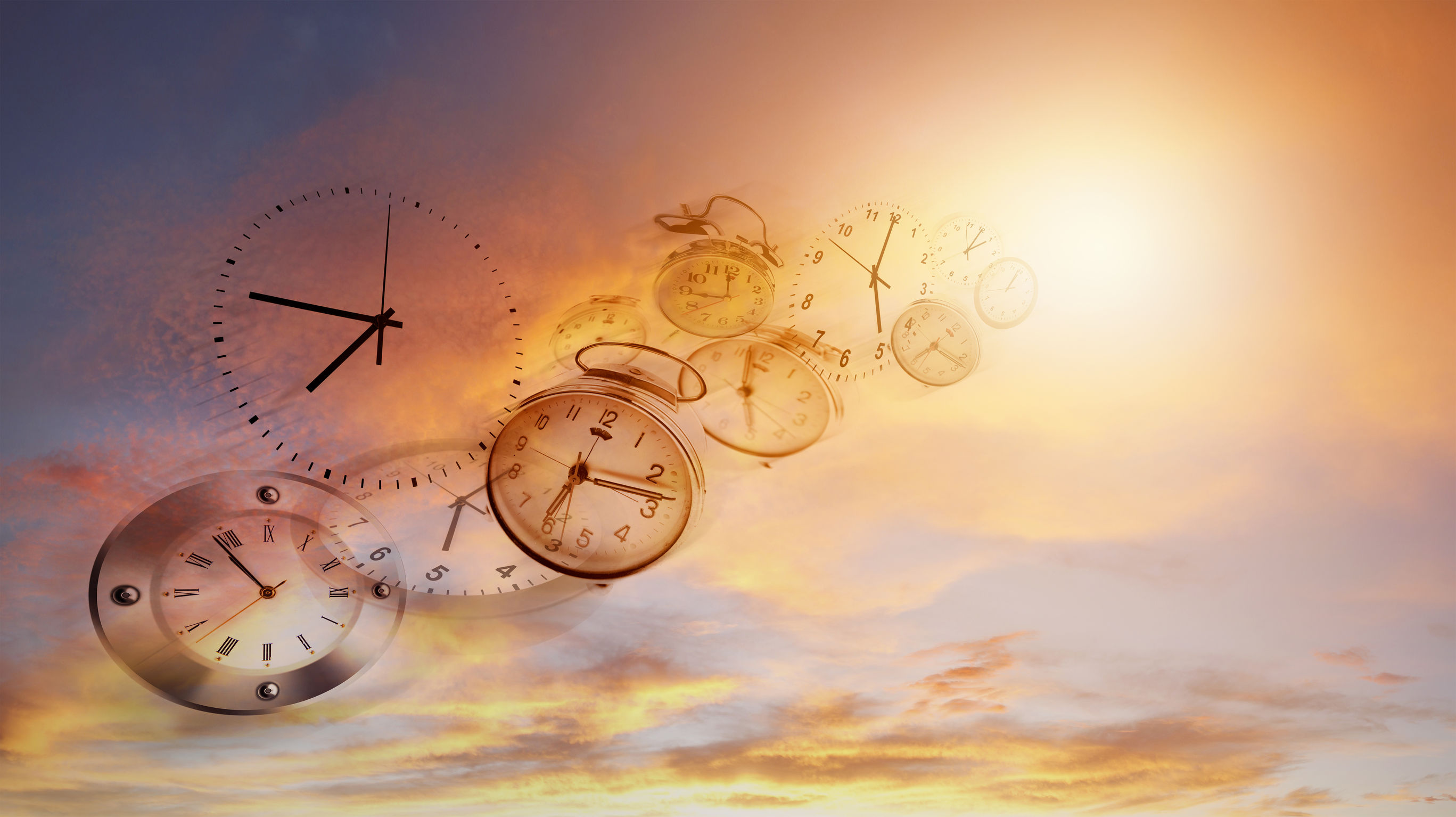 The Real Reason Time Flies By As You Get Older